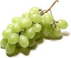 Toma uvas...
