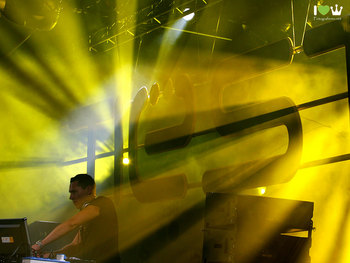 Ron Diggins - El primer DJ