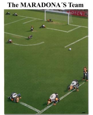 El gol de Messi
