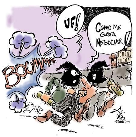 Vuelven las bombas